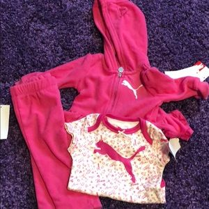 Baby girl 3pc set